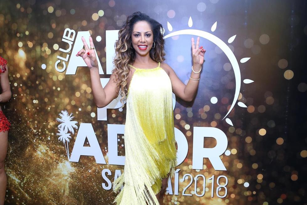 Club Arpoador Rio Camarote 2019