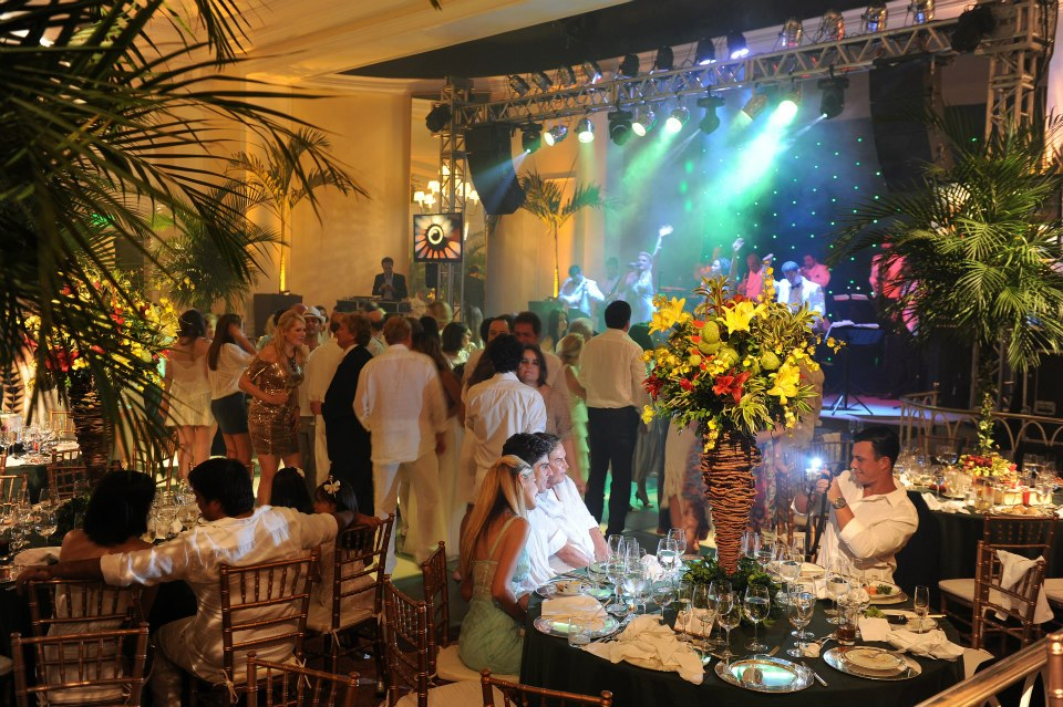 Copacabana Palace New Year's Eve