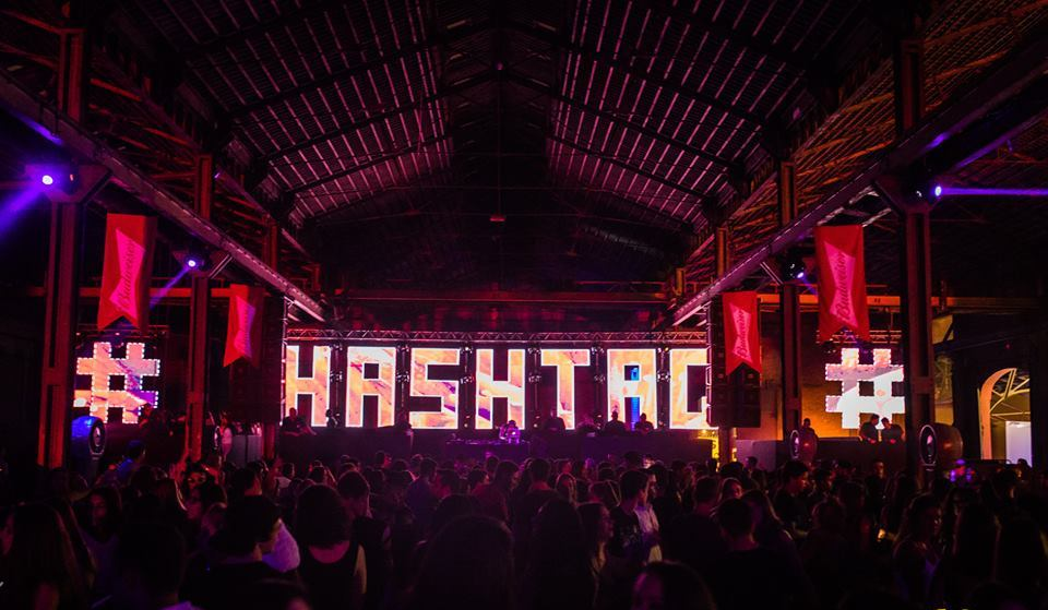 Hashtag Party Rio Carnival 2017