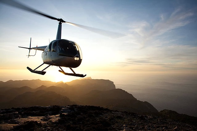 helicopter tour rio