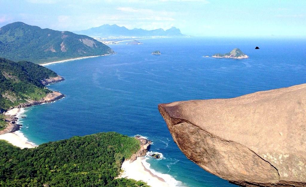 Hiking Rio de Janeiro - Pedra do Telegrafo