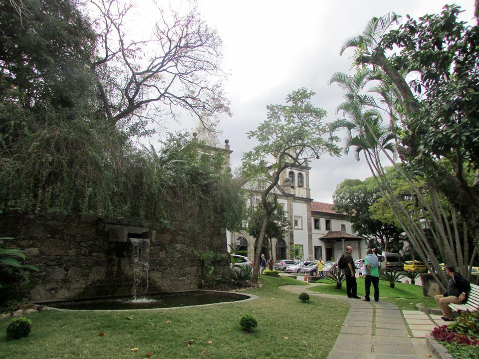 Historic Rio de Janeiro Walking Tour