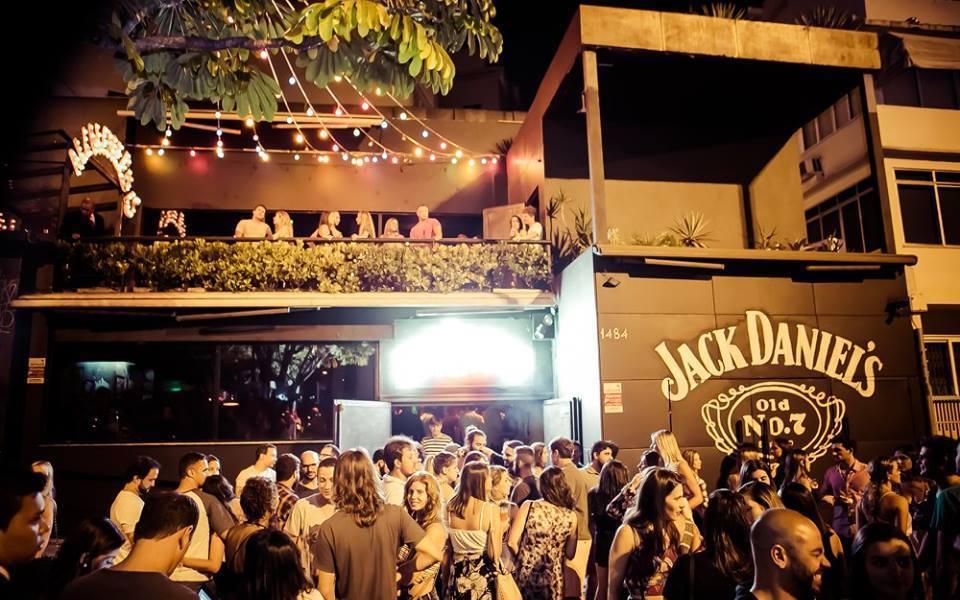 Jack Daniels Rock Bar Rio de Janeiro Club
