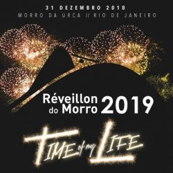 Morro da Urca New Years Eve Party