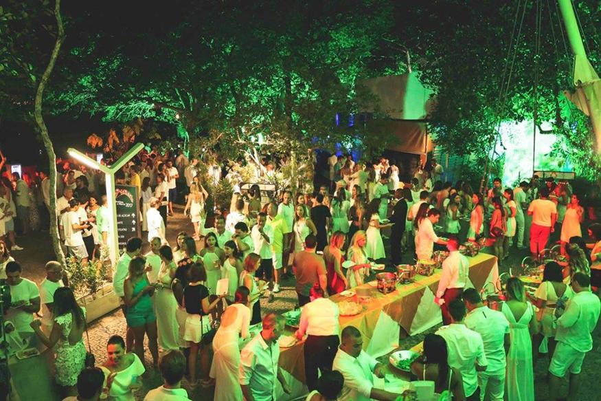 Morro da Urca News Years Eve Party