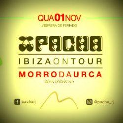 Pacha Ibiza on Tour Rio de Janeiro Party