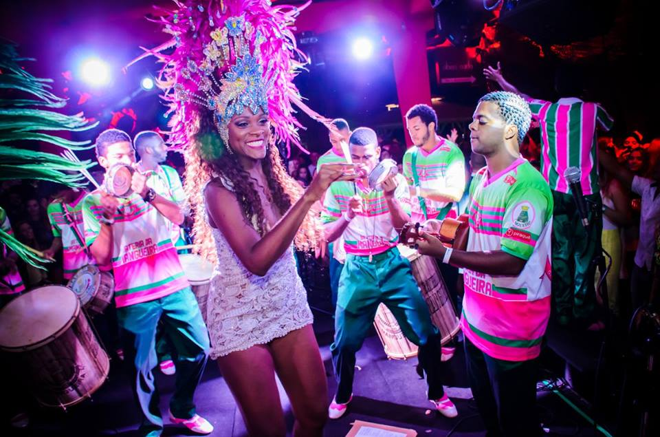Rio Carnival Opening Party