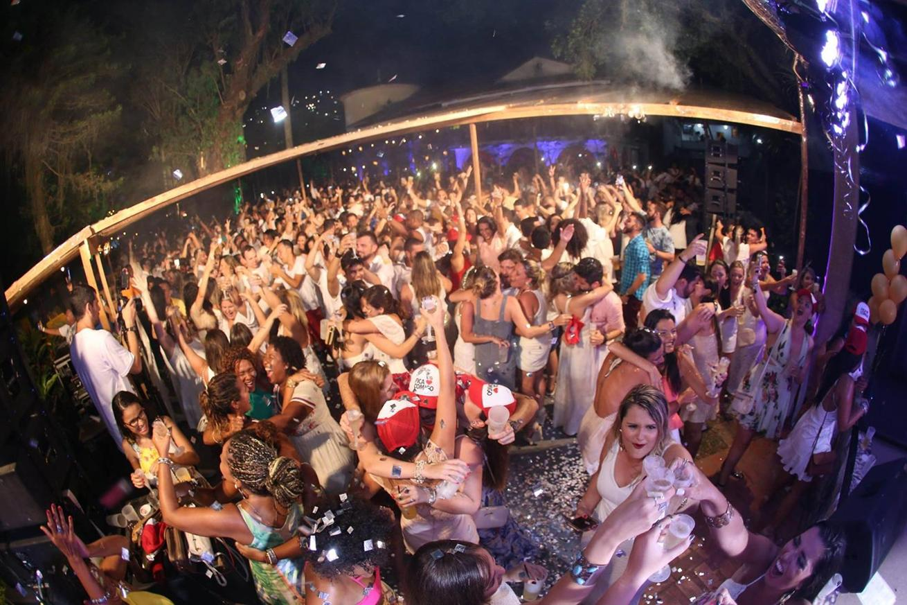 Rio Reveillon da Gavea New Year's Eve