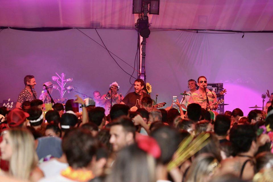 Rio de Janeiro After Blocos Carnival Party
