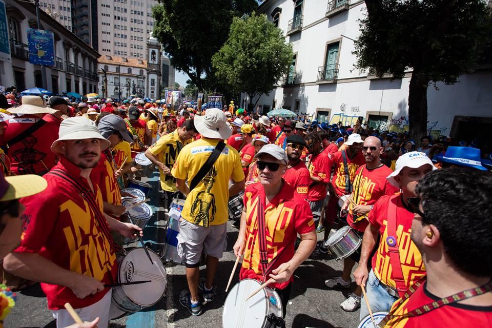 Rio de Janeiro Arraia do Monobloco Party