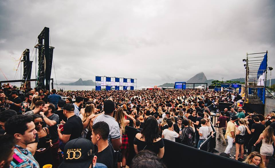 Rio de Janeiro Black Jungle Open Bar Premium
