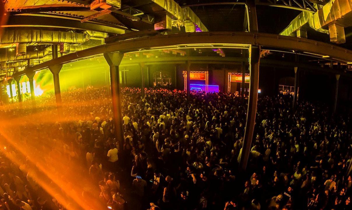 Rio de Janeiro Electronic Party
