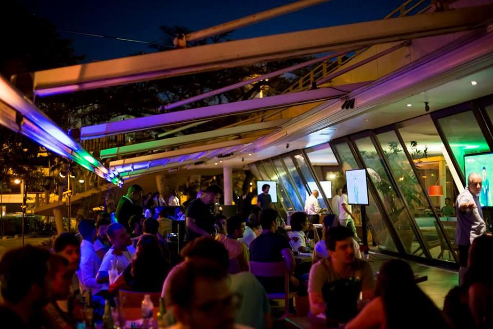 Rio de Janeiro Fill The Cup Party