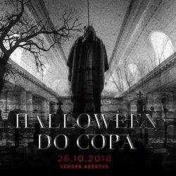 Rio de Janeiro Halloween Copacabana Palace Party