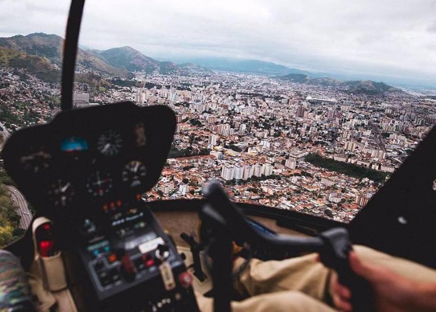 Rio de Janeiro Helicopter Tour