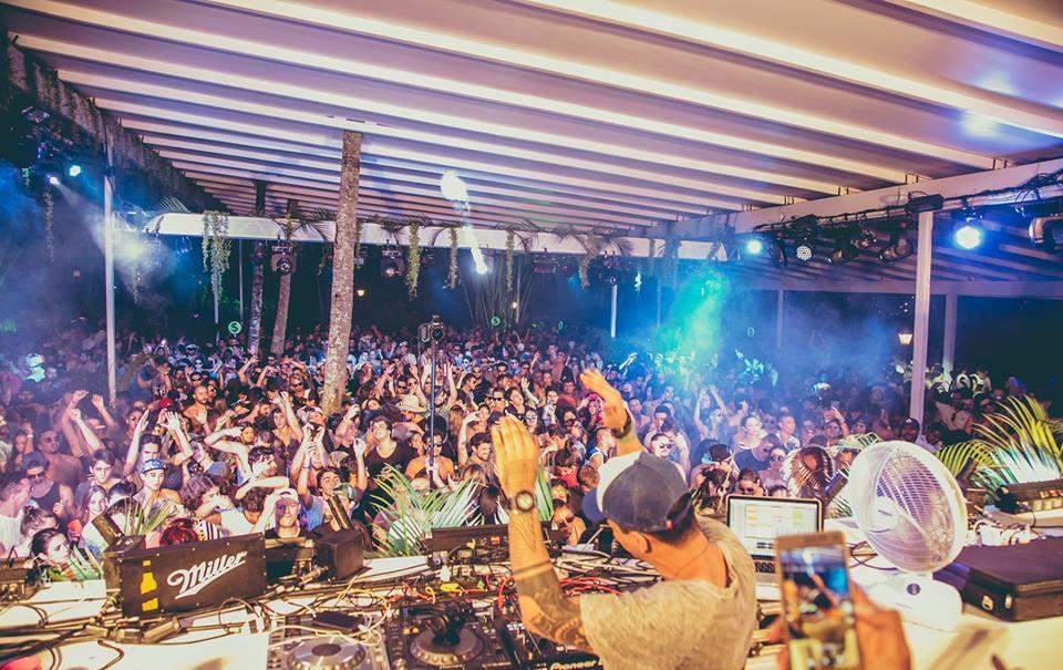 Rio de Janeiro House Music Party