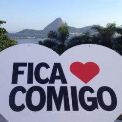 Rio de Janeiro Lagoon Rooftop Party