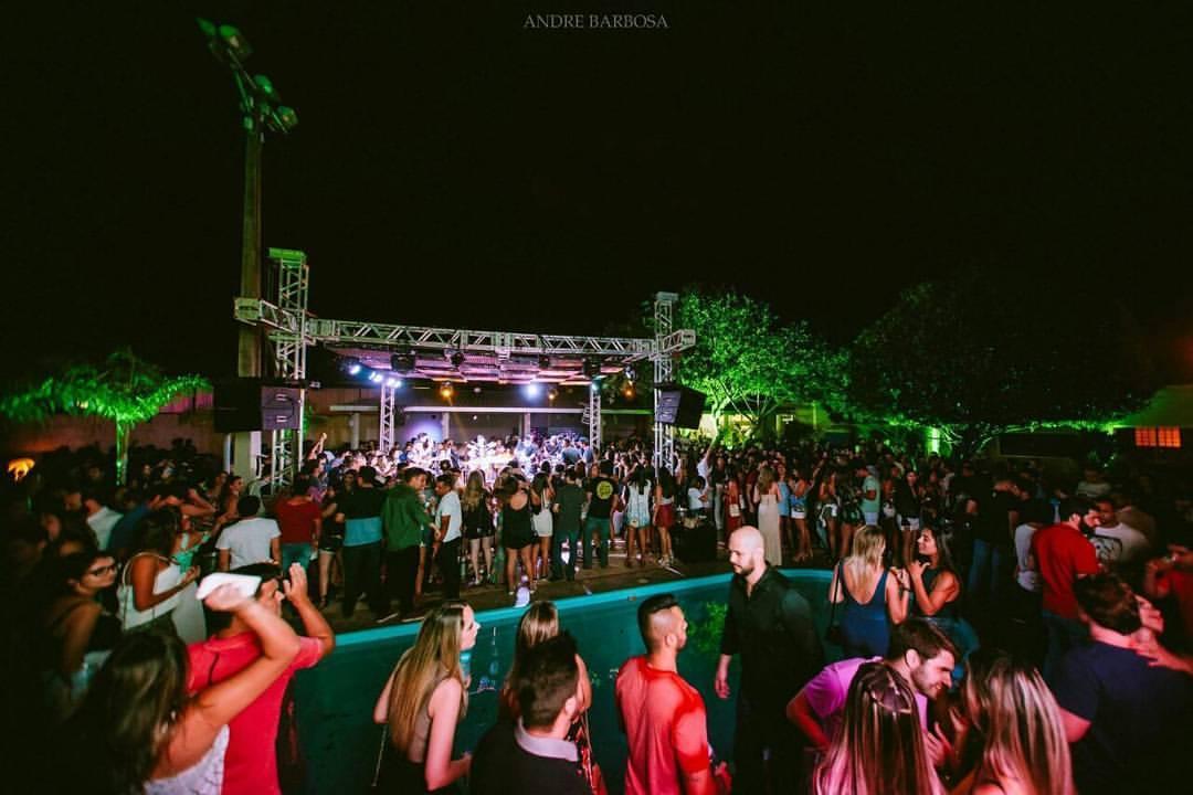 Rio de Janeiro Jockey Club Party with Thiaguinho