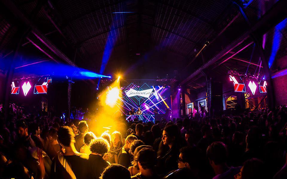 Rio de Janeiro Love Sessions Party