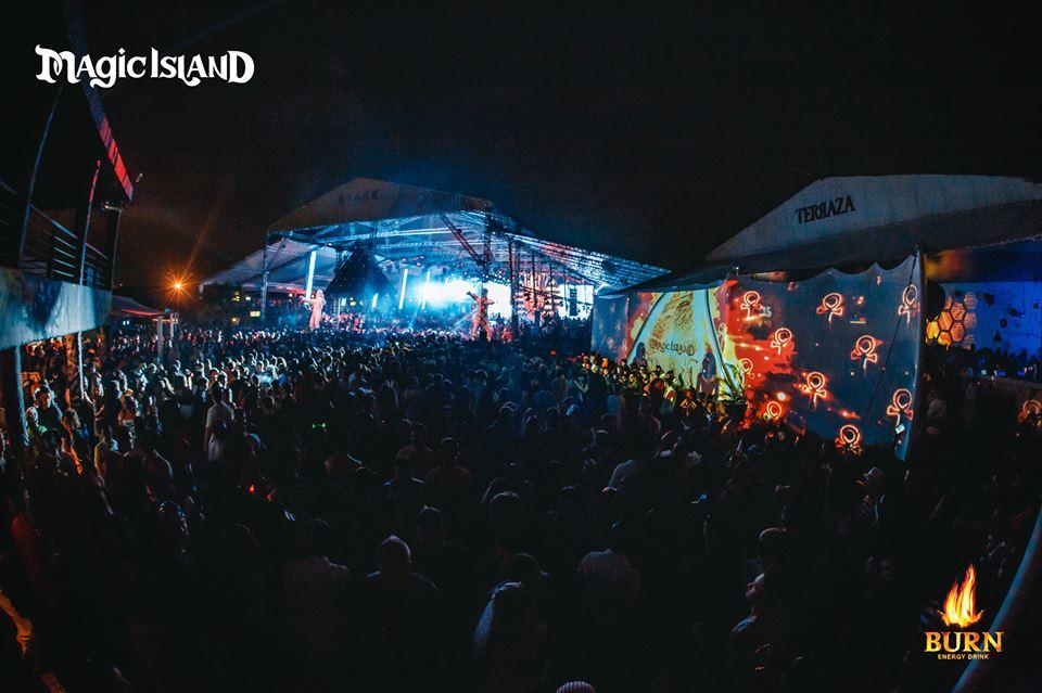 Rio de Janeiro Magic Island Fantazy Party