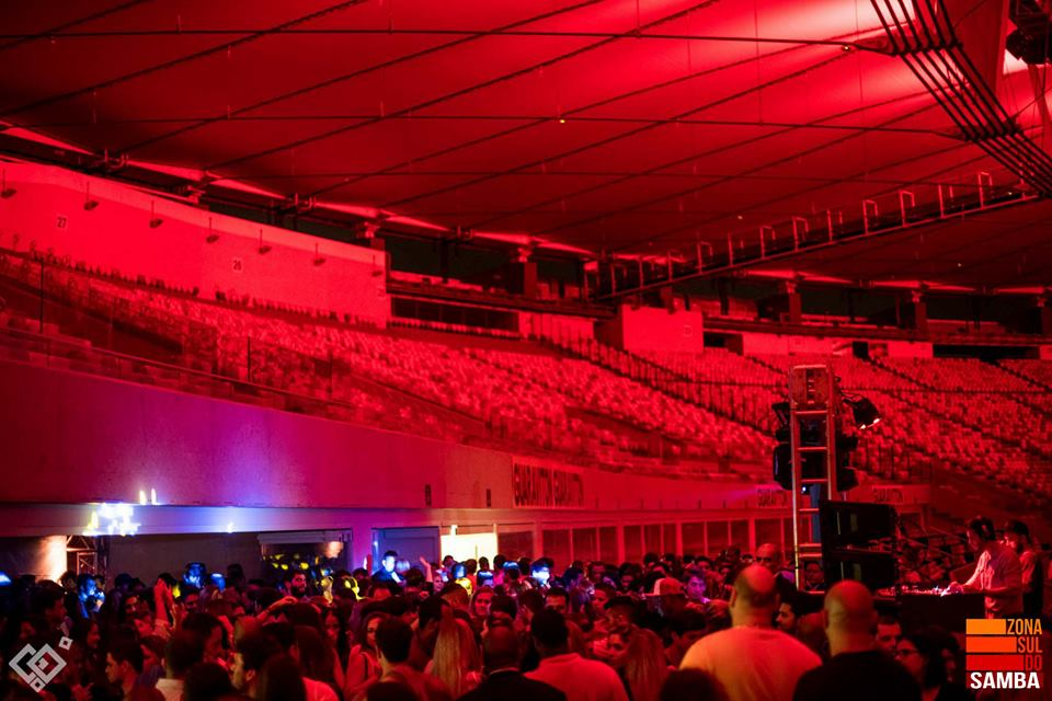 Rio de Janeiro Maracana Samba Festival