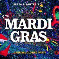 Rio de Janeiro Mardi Gras Party