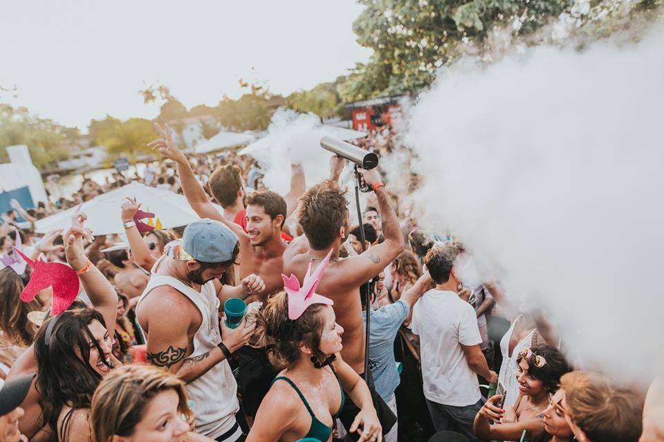 Rio de Janeiro Mystic Gardem Party