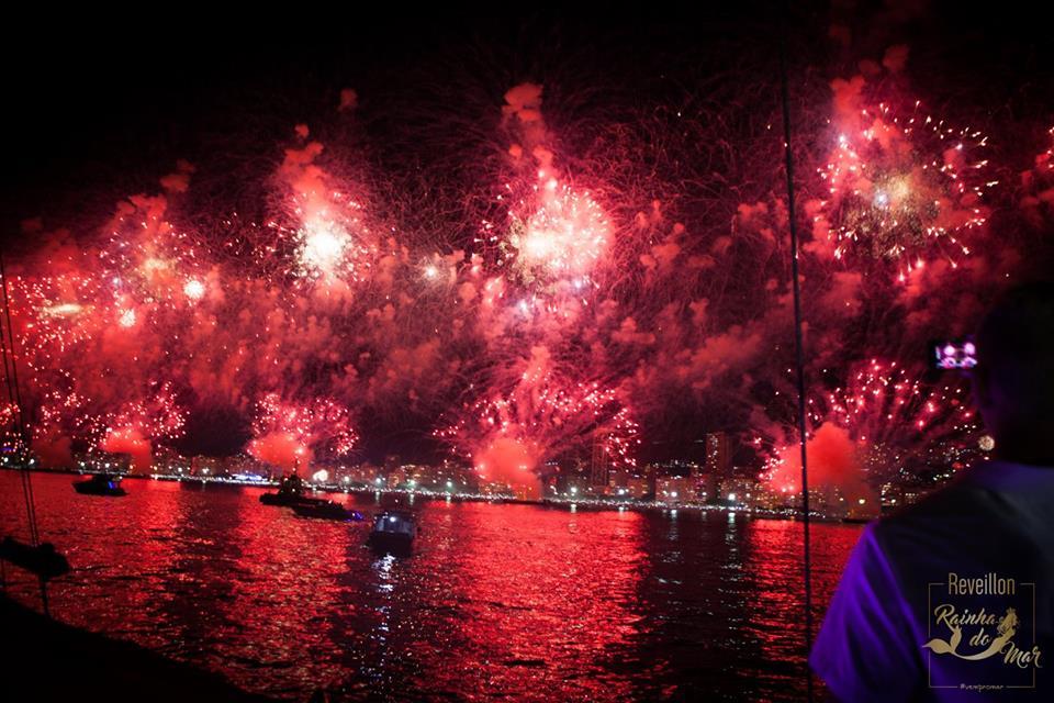 Rio de Janeiro New Years Boat Party
