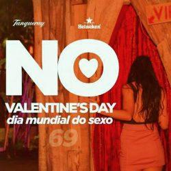 Rio de Janeiro No Valentines Day Party