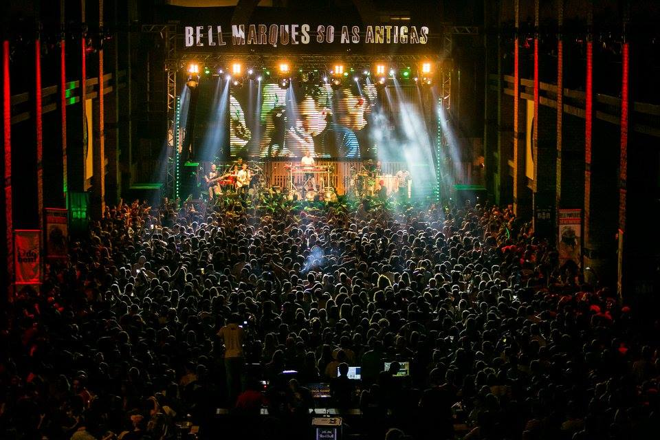 Rio de Janeiro Perfect love Party with Bell Marques