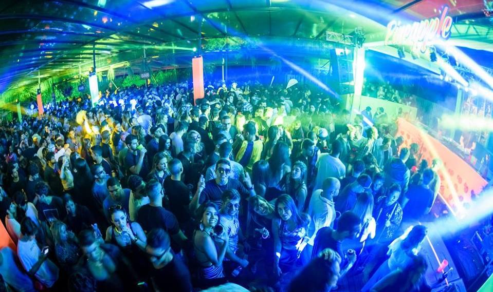 Rio de Janeiro Pineapple Party