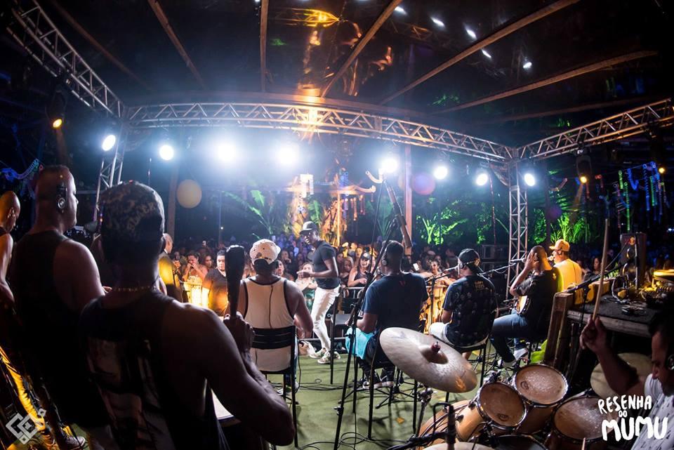Rio de Janeiro Resenha do Mumu Party