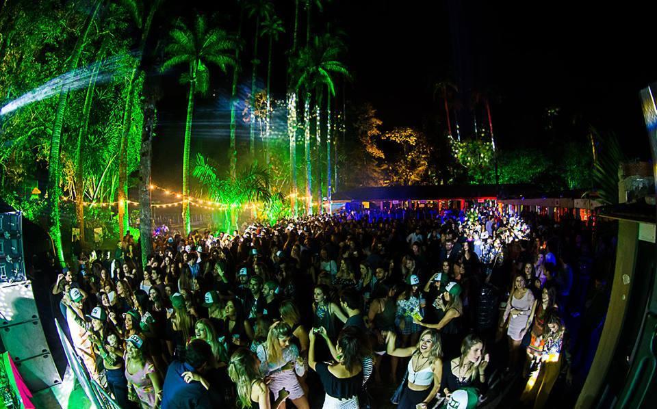 Rio de Janeiro Save Guanabara Party