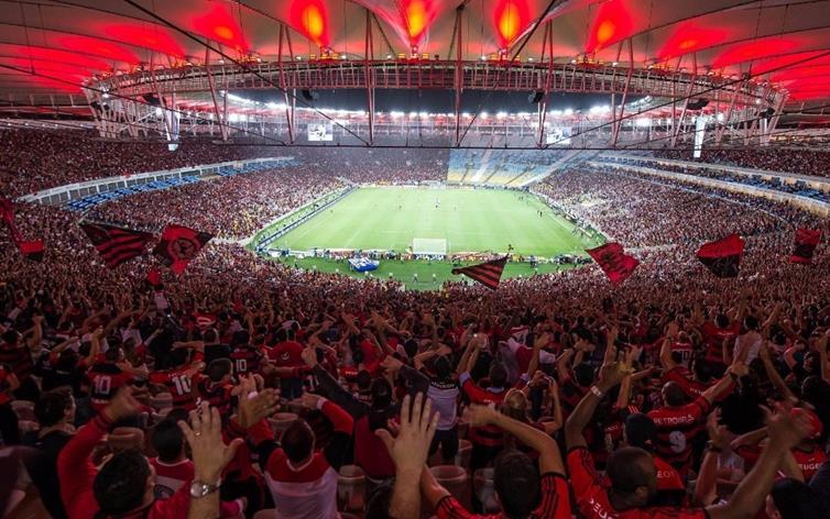 Rio de Janeiro Soccer Macth