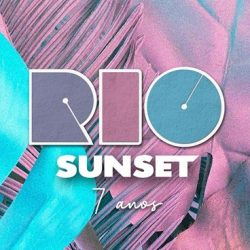 Rio de Janeiro Sunset Party