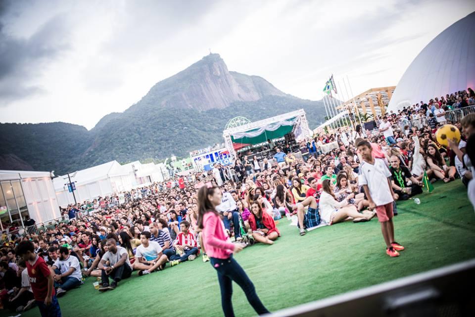 Rio de Janeiro Village World Cup Party