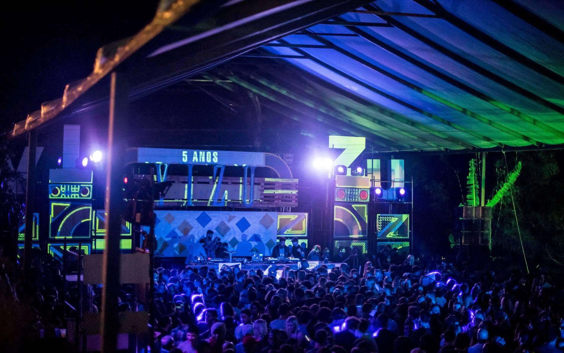 Rio de Janeiro Vizu Open Bar Premium Party