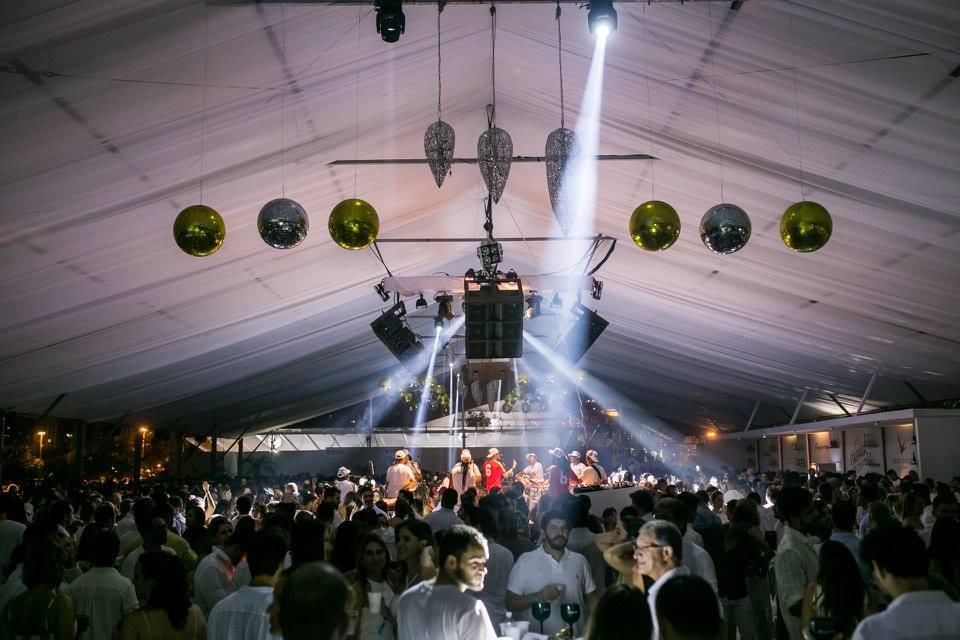 Rio de Janeiro White Roftop New Years Eve Party