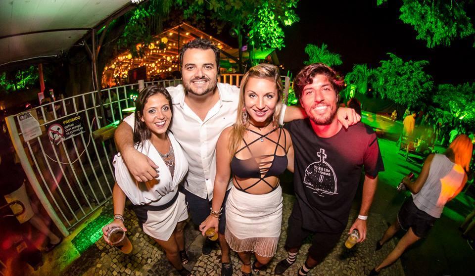 Rioveillon Rio de Janeiro Carnival Party