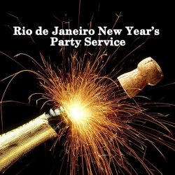 Rio de Janeiro New Year's Party Service