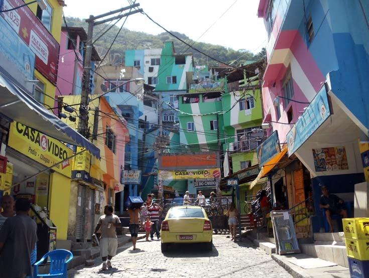 Rio de Janeiro Favela Tour