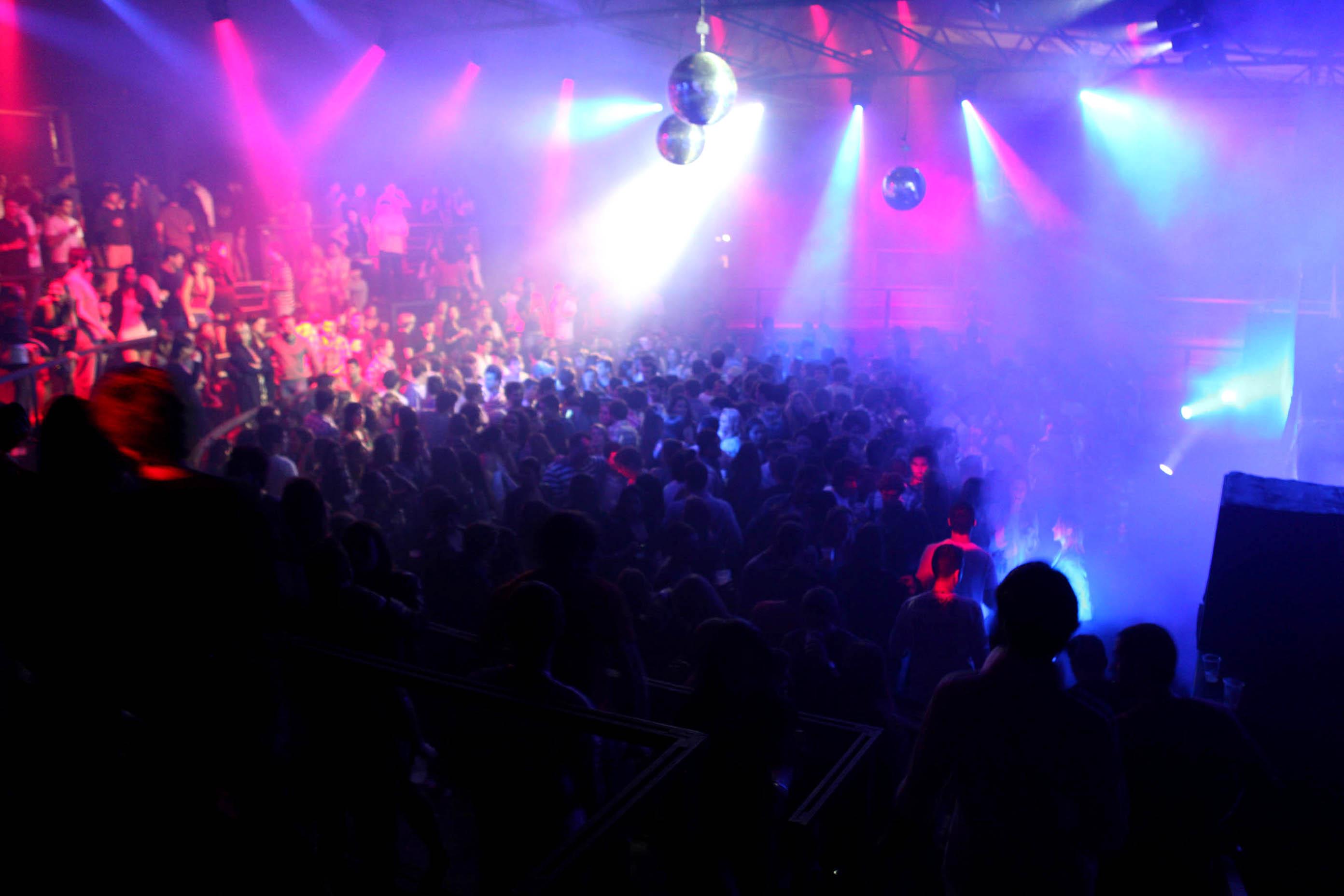 Rio de Janeiro New Year's Party
