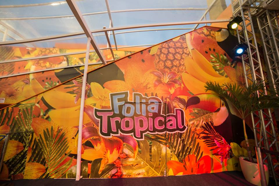 Folia Tropical Rio Camarote 2017