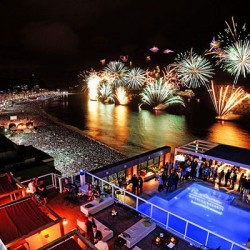 Pestana Rio Atlântica New Years Eve