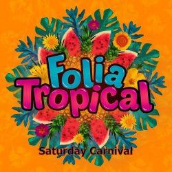 Folia Tropical Rio Camarote Saturday Champions 2020