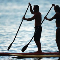 stand up paddle rio